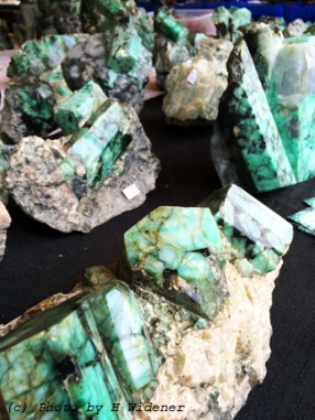 New emerald from Brazil, offered by Di Grande.